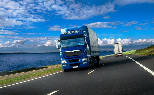camion-carretera