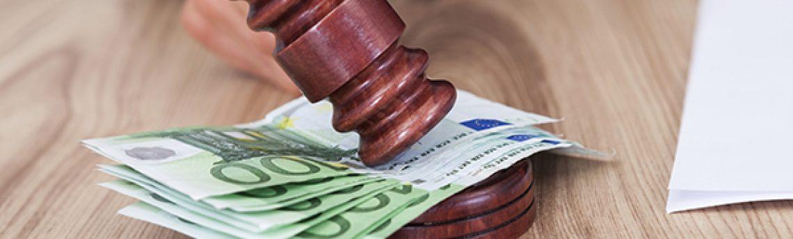 Tasas judiciales del Proceso Monitorio