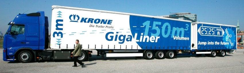 Sachsen-Anhalt wehrt sich gegen Gigaliner
