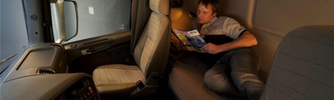 Francia aclara como aplicará la prohibición del descanso en el camión