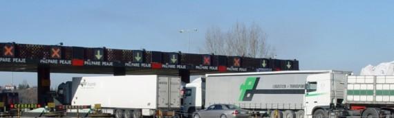 El desvío de camiones a las autopistas comenzará el 1 de julio