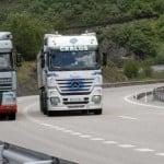 Hoy entra en vigor el Plan de desvio de camiones a autopistas