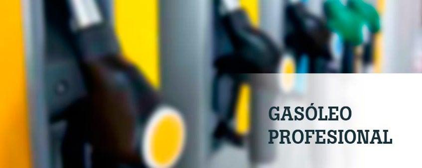 gasóleo profesional