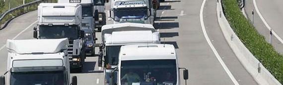 Aprobadas las Ayudas al Abandono de la Actividad para los transportistas 2016