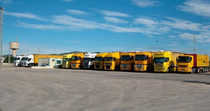 cooperativas de transportistas