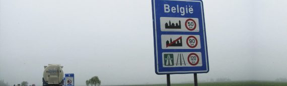 Bélgica podría sumarse al salario mínimo para conductores extranjeros desplazados
