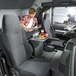 Alemania también prohíbe el descanso semanal en el camión