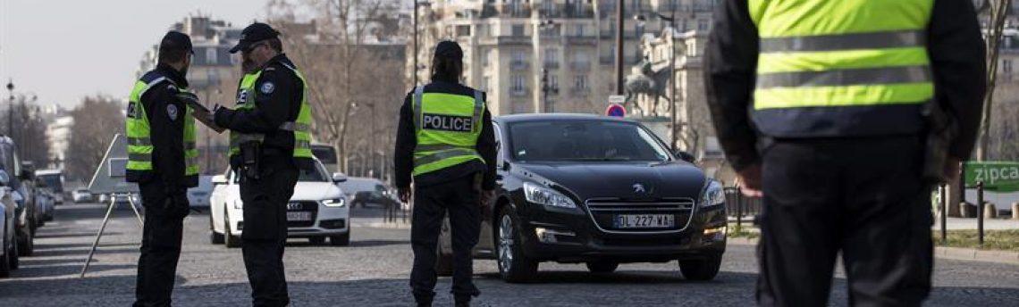 Francia pone en marcha la viñeta para circular por París el próximo 16 de enero