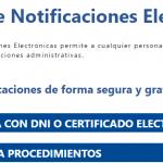 Las empresas con autorizaciones de transporte están obligadas a tener la dirección electrónica habilitada