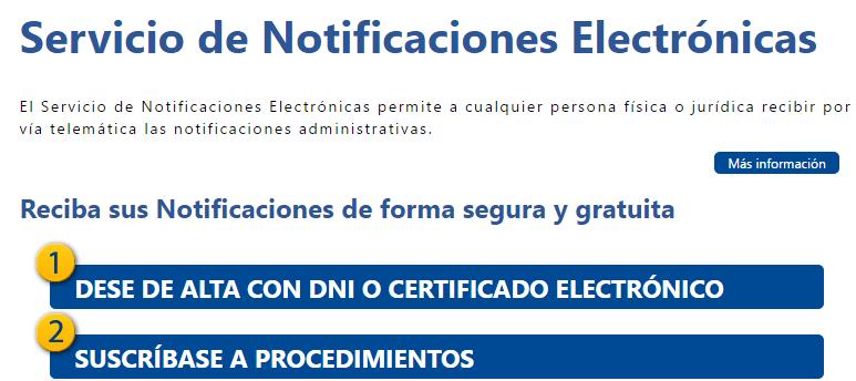 dirección electrónica