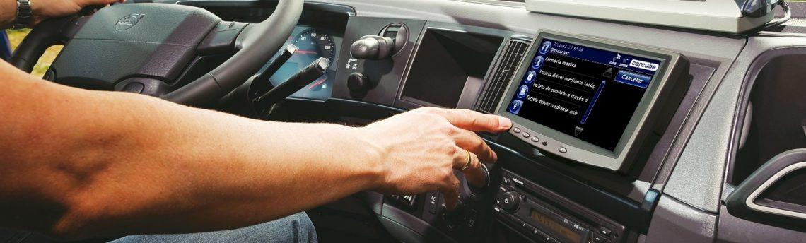 Los empresarios del transporte pueden registrar la jornada laborar con el tacógrafo