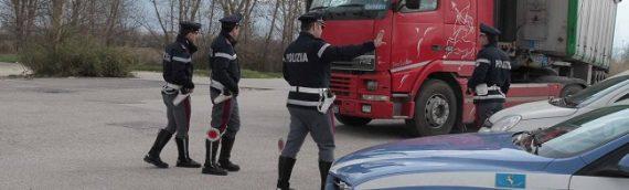 Italia sanciona e inmoviliza el camión por carencia de datos en el CMR