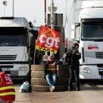 Huelga indefinida de transporte en Francia a partir del 25 de septiembre