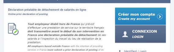Francia aplicará una tasa de 40 euros a cada trabajador inscrito en SIPSI a partir del 1 de enero