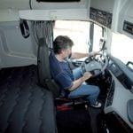 El nuevo ROTT no cuenta el descanso semanal en cabina como tiempo de descanso