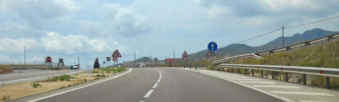 Cataluña prohíbe la circulación de los camiones por la N-340 Y N-240