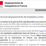 La nueva versión de SIPSI se estrena llena de fallos que impiden la comunicación de desplazamientos