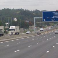 Restricciones de circulación a camiones en Francia en 2020