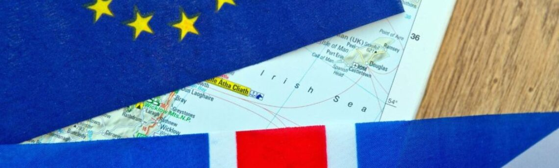 Reino Unido introducirá controles fronterizos para las mercancías en 2021