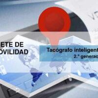 El tacógrafo inteligente de 2.ª generación | Paquete de Movilidad