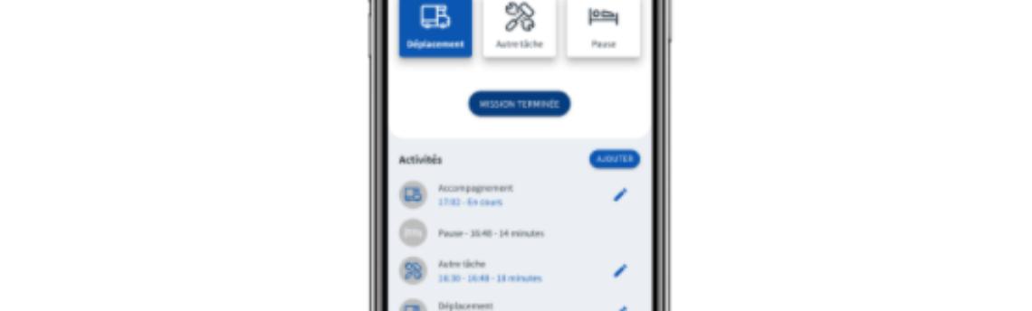 Francia lanza la plataforma Mobilic para el registro horario en el Transporte
