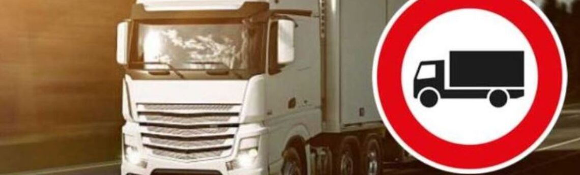 Francia establece las restricciones a camiones para el año 2021