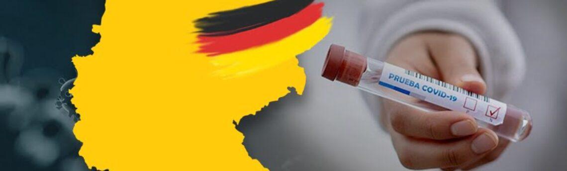 Alemania exige un registro y prueba PCR negativa a los transportistas que entren en el país