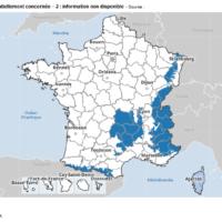 La legislación del equipamiento de invierno para el transporte se actualiza en Francia